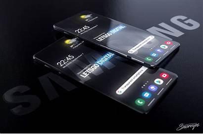Samsung Galaxy Smartphone Transparent Phone Smartphones Letsgodigital