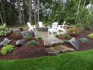 63, Simple, Diy, Fire, Pit, Ideas, For, Backyard, Landscaping, Backyardlandscaping, Backyardplayhouse