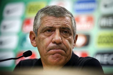 Fernando Santos candidato a treinador do ano da FIFA ...