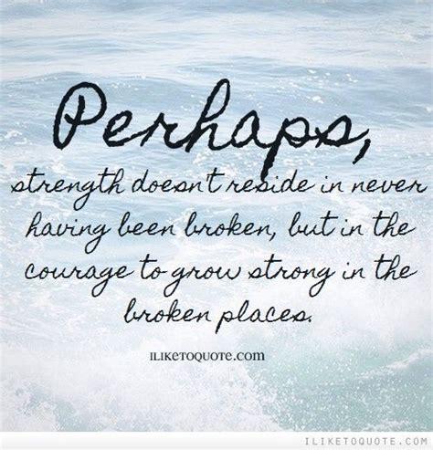 strength doesnt reside