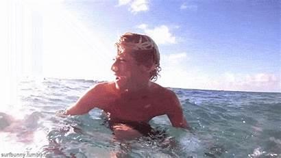 Surfer Boy Blonde Surfing Surf Boys Wave