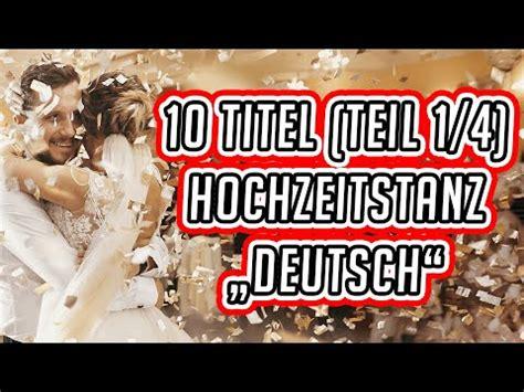 passende deutsche lieder teil  fuer den