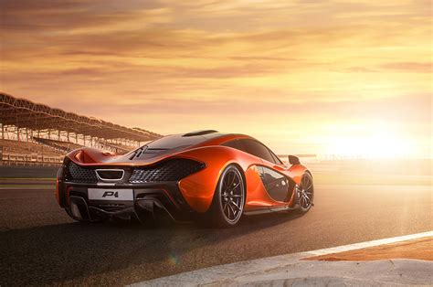 New Pictures Of Mclaren P1 Revealed Autocar