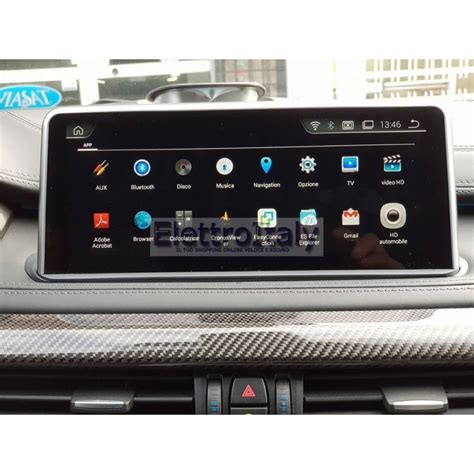 navigatore android gps bmw       multimediale
