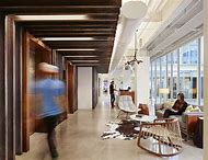 Corporate Office Lobby Design