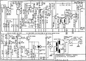 Old Marshall 30w Transistor Schematic Please