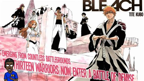 Bleach Anime Youtube When Will The Bleach Anime Return Veda Day 14 Youtube