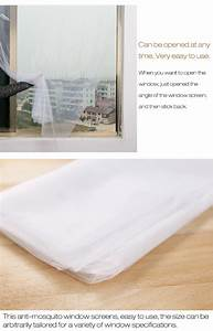 honana wx 328 white curtain insect mosquito self adhesive With kitchen colors with white cabinets with window fly trap stickers