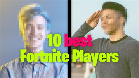 fortnite players pro games epic