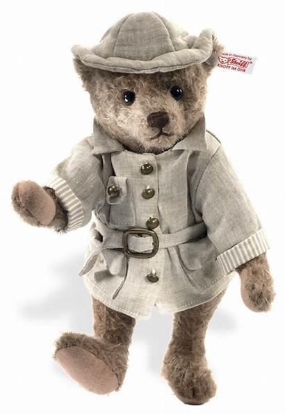 Teddy Bear Steiff Livingstone Bears Explorer Famous