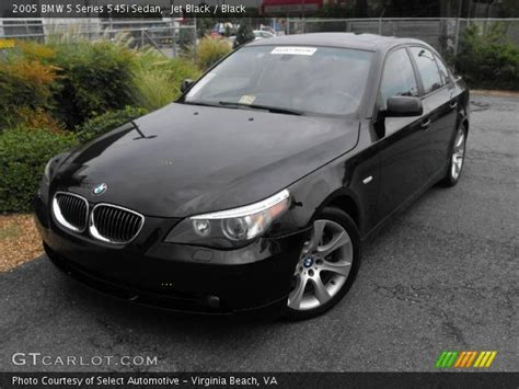 Bmw 545i Specs by 2005 Bmw 545i Specifications
