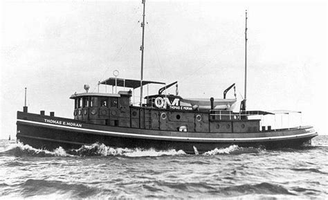 Zenith Tugboat Company by Pictured As The E Towing Company