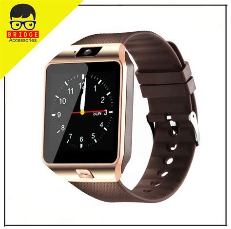 jual murah smartwatch u9 dz09 smart dz09 support sim card memory card jam tangan