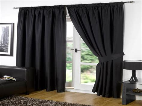 curtain contemporary decoration with blackout curtains