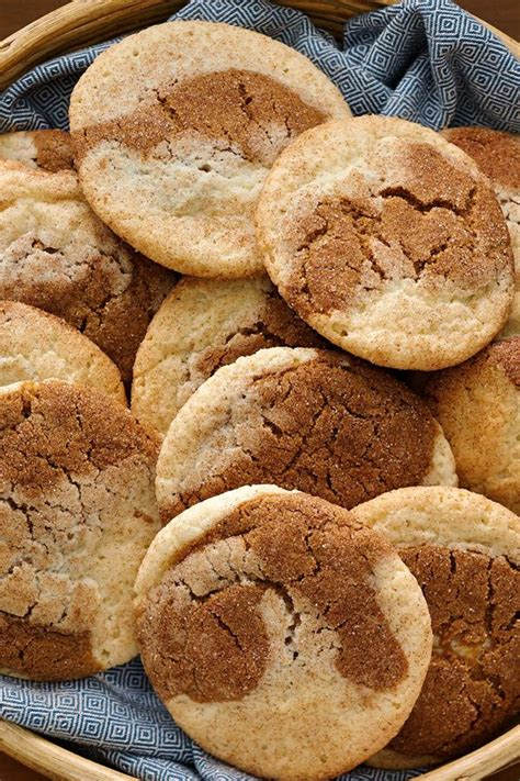 easy gingerdoodle cookies recipe gingerbread cookie
