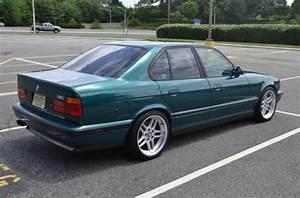 Bmw E34 Green