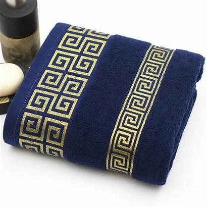 Towels Bath Cotton Towel Serviette Plage Bain