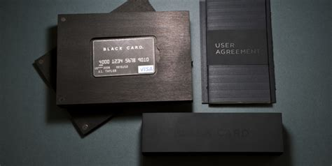 visa black card aaron trigg design photography