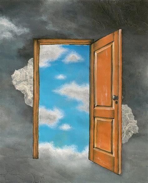open my door magritte door ren 232 magritte u0027s rights