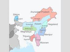 Northeast India Wikipedia
