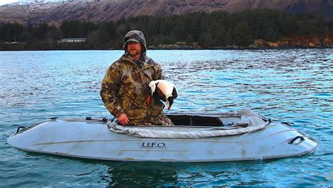 Island X Aleutian Island Waterfowlers Alaksa Duck