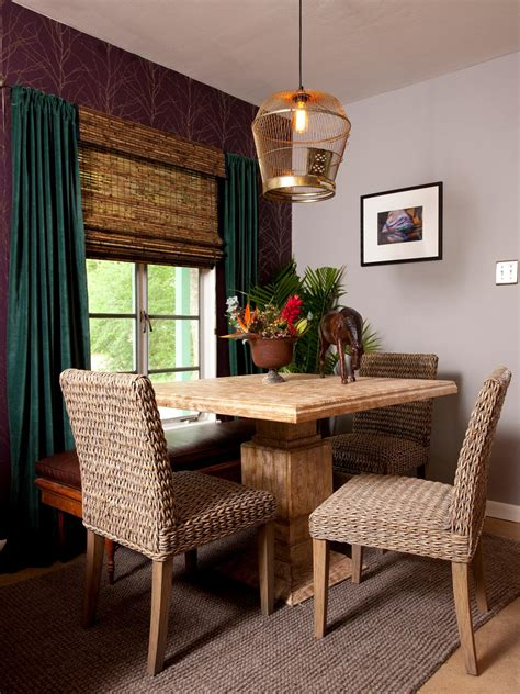 small kitchen table ideas pictures tips  hgtv hgtv