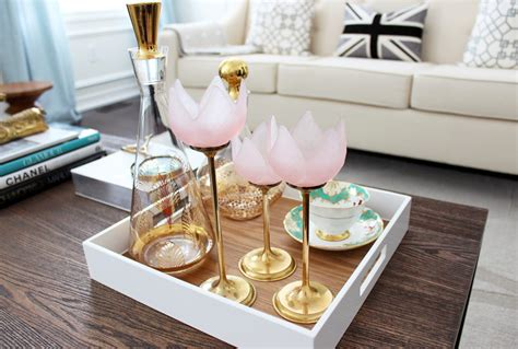A tray can be wooden, plastic metallic one. Styles for Your Coffee Table images