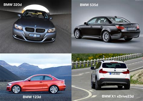 Diesel Cars :  Which Bmw Diesel Would You Like To See In The U.s.?