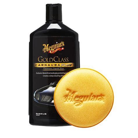 Meguiar's Gold Class Carnauba Plus Premium Liquid Wax ...