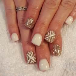 Beautiful gold glitter nails designs nail design ideaz