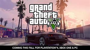 GTA V PlayStation 4 Trailer; Grand Theft Auto V also ...