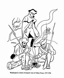 American Revolution Coloring Pages - Coloring Home