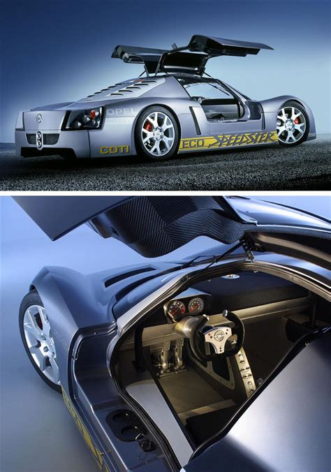 Opel Eco Speedster by 2003 Opel Eco Speedster Concept Image Https Www