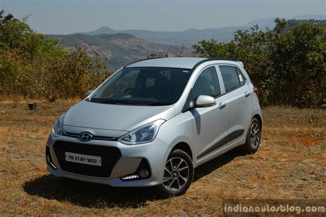 Review Hyundai Grand I10 by Abs With Ebd Added To Spec Sheet Of Hyundai Grand I10