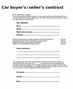 sample car sales contract 12 examples in word pdf With contract template for selling a car