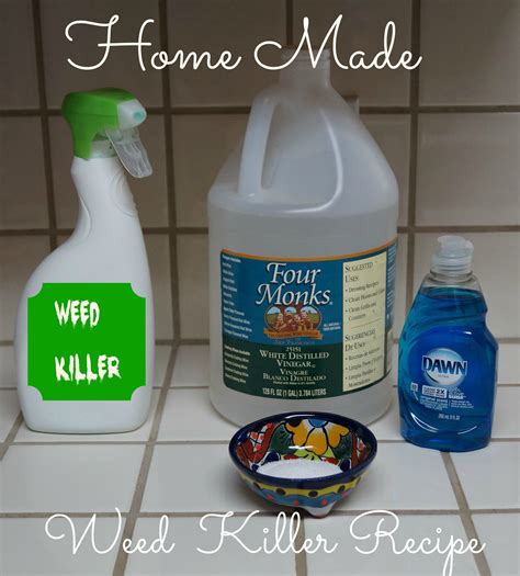 Home Made Weed Killer Recipe  Sweet Deals 4 Moms