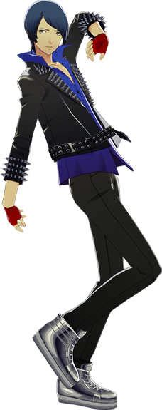Persona 3 Dancing and Persona 5 Dancing Ann and Junpei Trailers Character Outfit Images ...