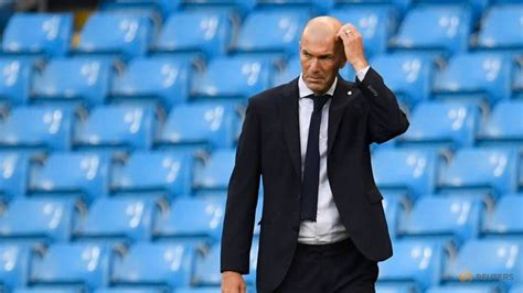 Football: Real Madrid don't need any more players, says ...