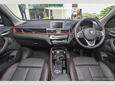 F48 BMW X1 sDrive20i launched in M'sia – RM280k Paul Tan