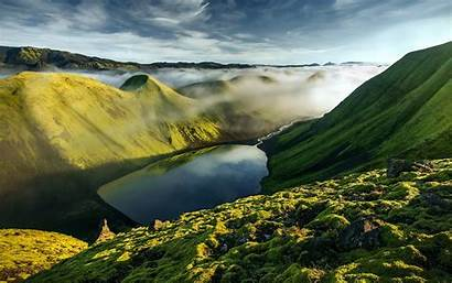 Scenery Natural Landscape Mountain Lake Desktop Backgrounds