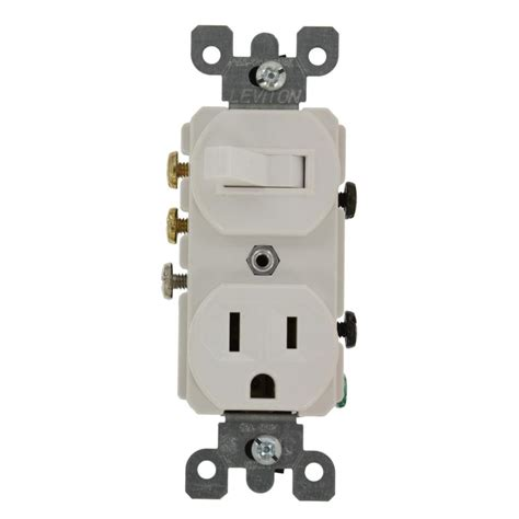 Leviton Amp Commercial Grade Combination Way Toggle