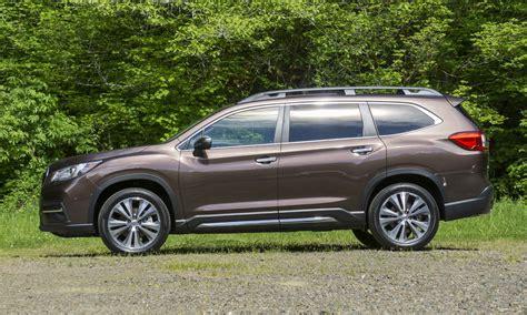 Subaru Ascent Review by 2019 Subaru Ascent Drive Review 187 Autonxt