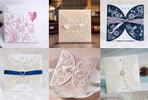 Hochzeitseinladungskarten Selbst Gestalten : 20 besten hochzeitseinladungen selber basteln set ~ Watch28wear.com Haus und Dekorationen