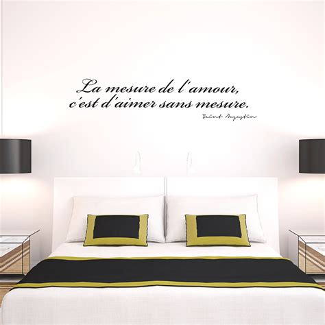 stickers muraux citations chambre stickers citation chambre fashion designs