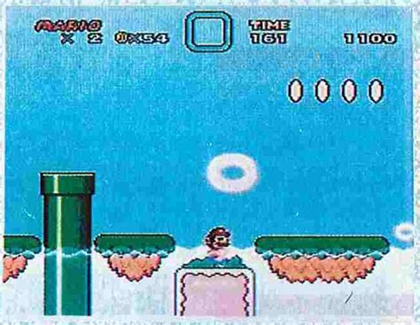 Super Mario World Beta Unused Snes Unseen