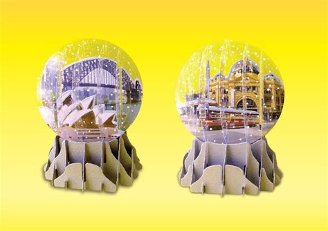 foldable snow globe promotional products online