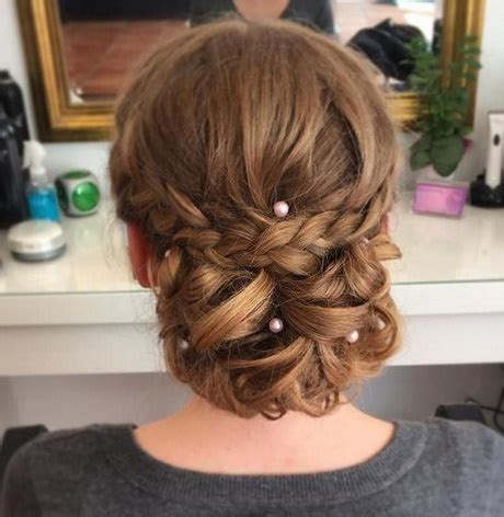 Grad Updo Hairstyles by Homecoming Updos For Hair