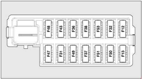 2016 Ford F53 Fuse Diagram by Ford Ka 2008 2016 Fuse Box Diagram Auto Genius