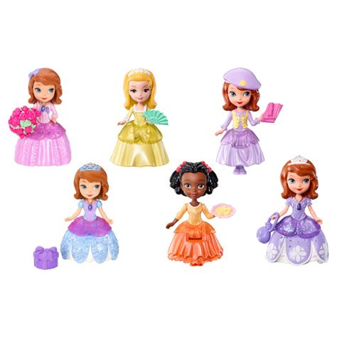les personnages de princesse sofia