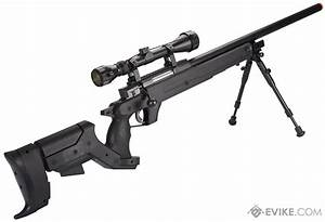 Well Mb04 Aps Bolt Action Airsoft Sniper Rifle